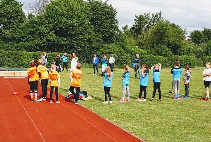 Leichtathletik-Kinderliga