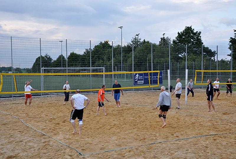 Freizeitsport-Sportangebot-Volleyball