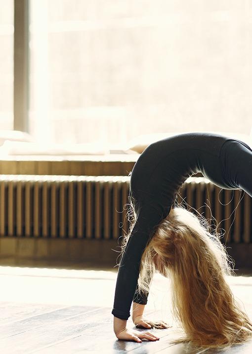 Maedchen-macht-Gymnastik